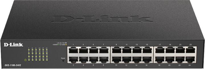 D-Link DGS-1100-24V2, NBD