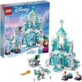 LEGO® Disney Princess 43172 Elsa a její kouzelný ledový palác