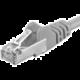 Premiumcord Patch kabel CAT6a S-FTP, RJ45-RJ45, AWG 26/7 0,25m, šedá