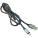 MIZOO USB/micro USB kabel X19, džínová