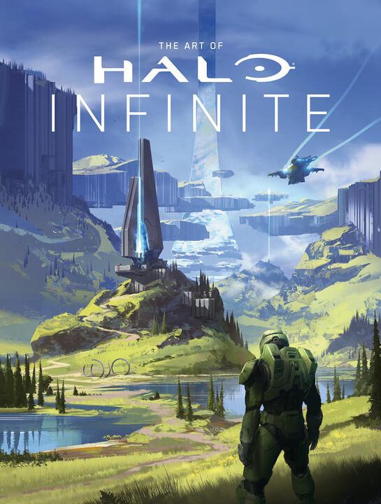 Kniha The Art of Halo: Infinite (EN)