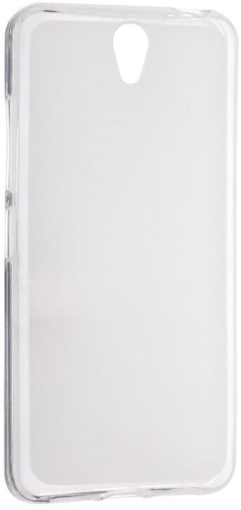 FIXED TPU gelové pouzdro pro Lenovo Vibe S1, bezbarvá