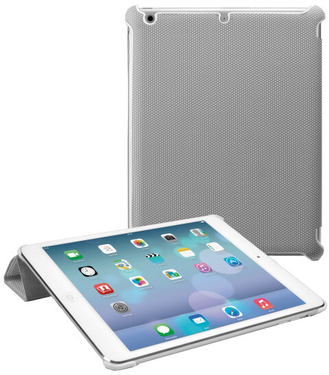 CellularLine SmartCase pro iPad Air, šedá