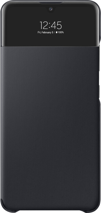 Samsung flipové pouzdro S View pro Samsung Galaxy A32, černá