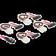 DeLock SAS mini 36-pin / 4x SAS 29-pin 50 cm