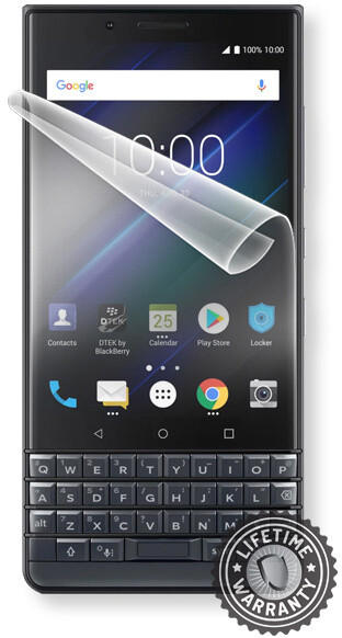ScreenShield fólie na displej pro Blackberry KEY2 LE