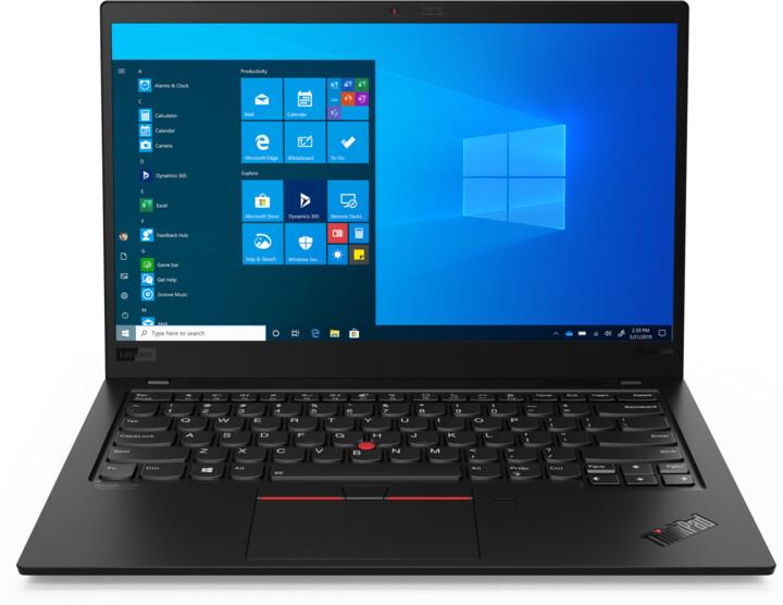 Lenovo ThinkPad X1 Carbon 8, černá