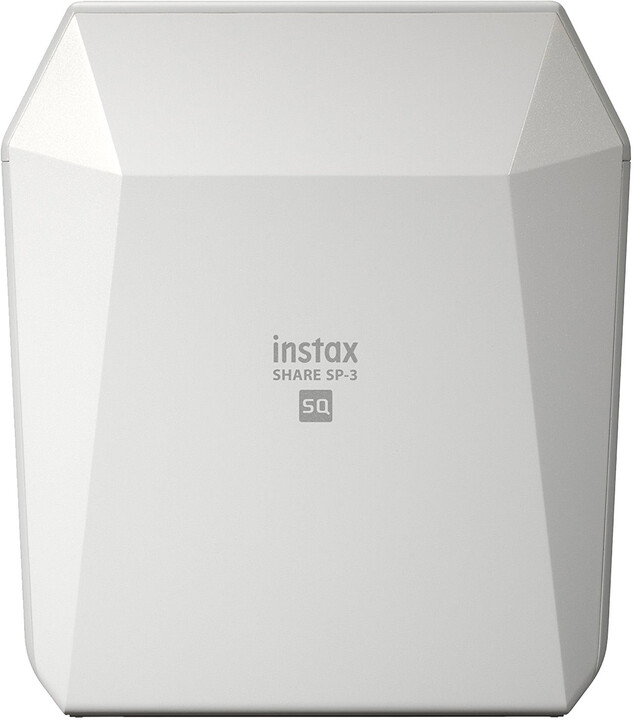 Fujifilm Instax SHARE SP-3 Square, white