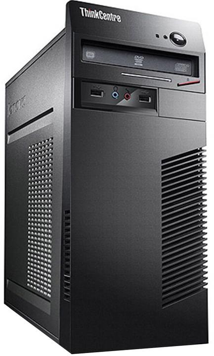 Lenovo ThinkCentre M83 TWR, černá