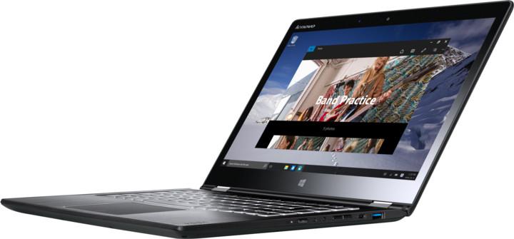 Lenovo Yoga 700-14ISK, černá