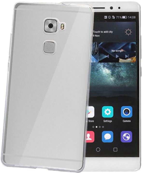 CELLY pouzdro Gelskin pro Huawei Ascend Mate S, TPU - bezbarvá