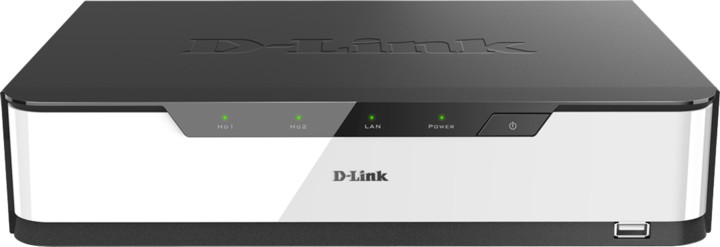 D-Link DNR-2020-04P Network Video Recorder