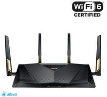 ASUS RT-AX88U, AX6000, Dual Band Gigabit Aimesh Router  + 2x Vstupenka do CineStar v hodnotě 199 Kč zdarma