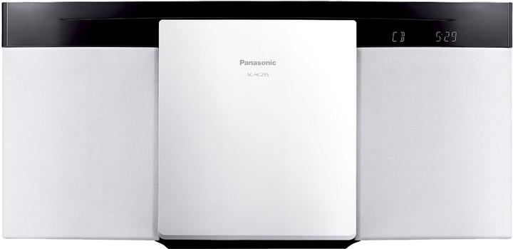 Panasonic SC-HC295EG, bílá