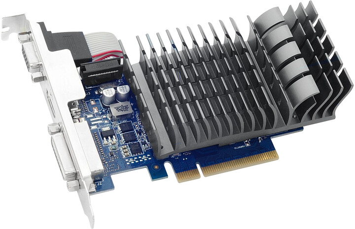 ASUS GT710-2-SL, 2GB GDDR3