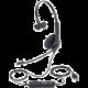 Jabra BIZ 1500, Mono, USB, NC