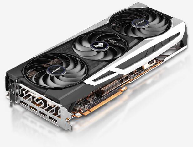 Sapphire Radeon NITRO+ RX 6700 XT 12G OC Gaming, 12GB GDDR6