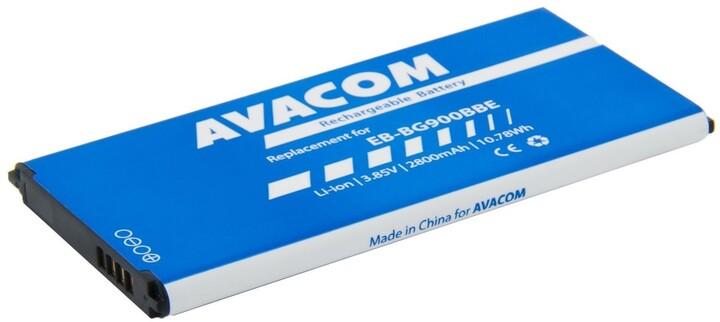Avacom baterie do mobilu Samsung Galaxy S5, 2800mAh, Li-Ion