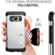 Spigen Case Slim Armor pro Galaxy Note 7, satin silver