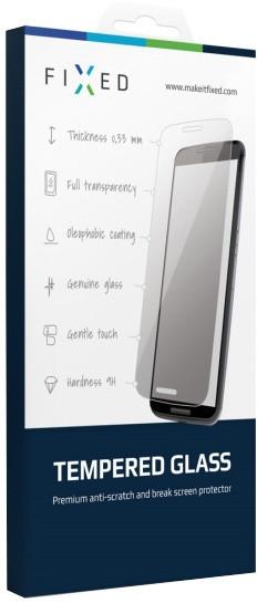 FIXED ochranné tvrzené sklo pro Samsung Galaxy Alpha, 0.33 mm