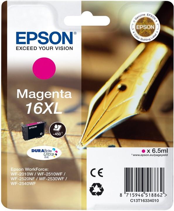 Epson C13T16334010, magenta