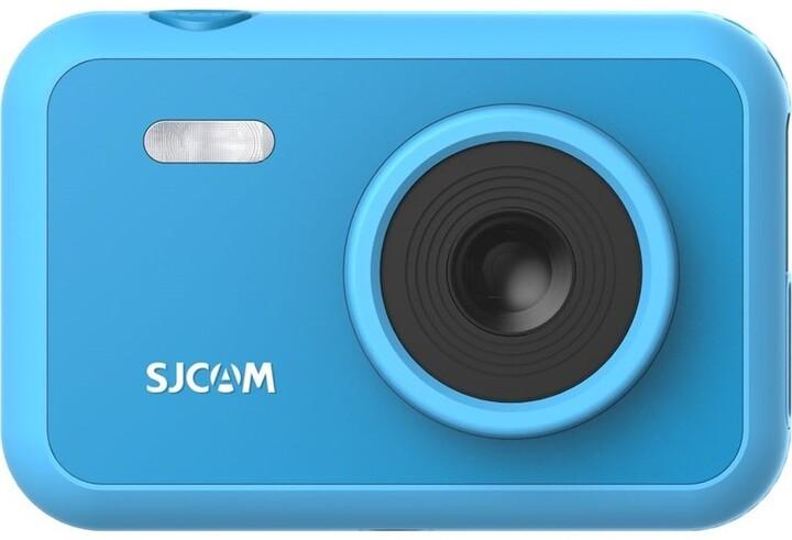 SJCAM F1 Fun Cam, modrá