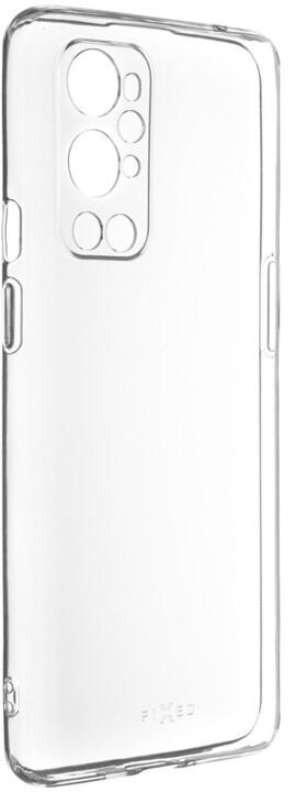 FIXED gelové pouzdro pro OnePlus 9 Pro, čirá