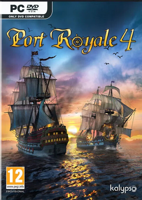 Port Royale 4 (PC)