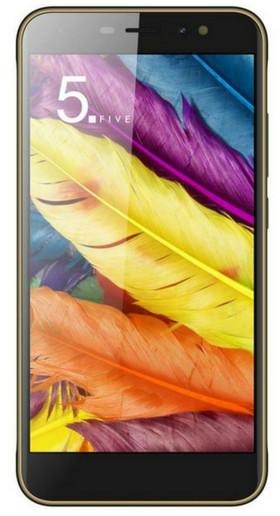 Nubia N1 Lite - 16GB, černo/zlatá