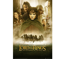 Plakát Lord of the Rings - The Fellowship of the Ring - 5028486163250
