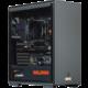 HAL3000 MEGA Gamer, černá
