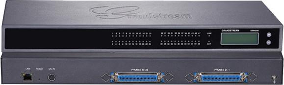Grandstream GXW4248, VoIP analogová brána