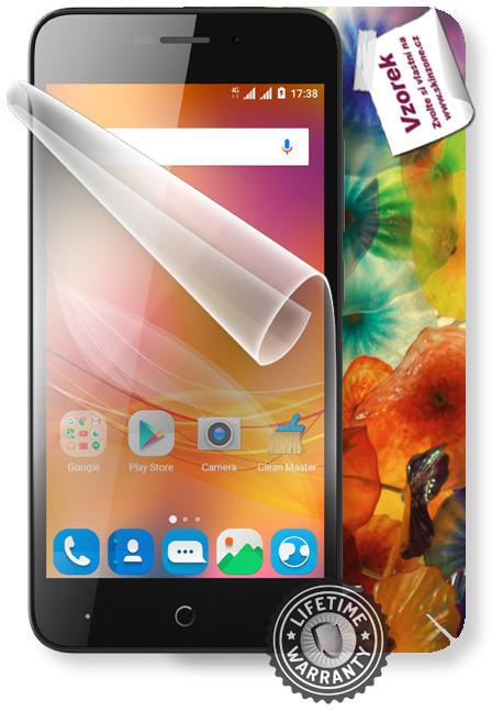 ScreenShield fólie na displej + skin voucher (vč. popl. za dopr.) pro ZTE Blade A601