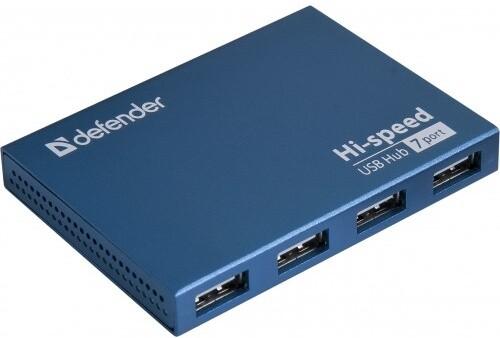 Defender Septima Slim, USB Hub