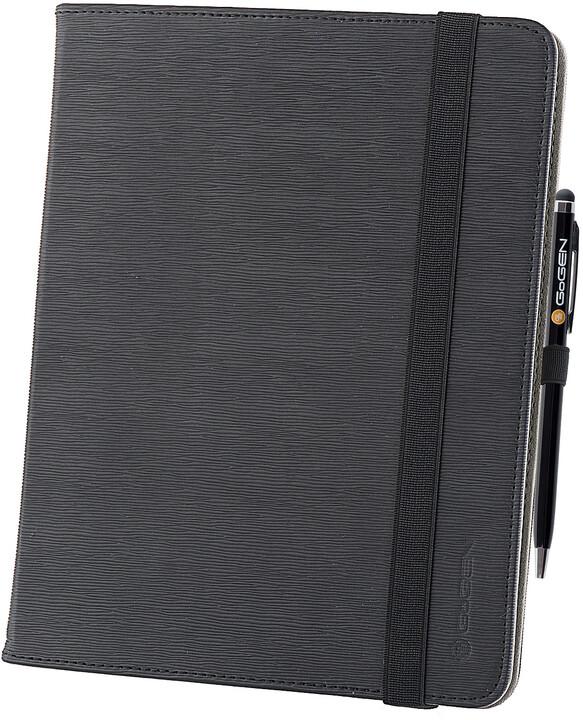 """GoGEN pouzdro pro 9,7"""", černá + stylus"""