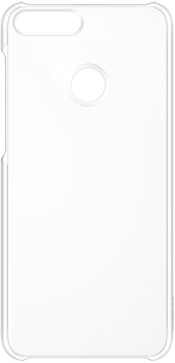 Huawei Original Protective Pouzdro pro P Smart, transparentní