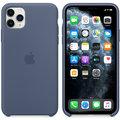 Apple silikonový kryt na iPhone 11 Pro Max, seversky modrá