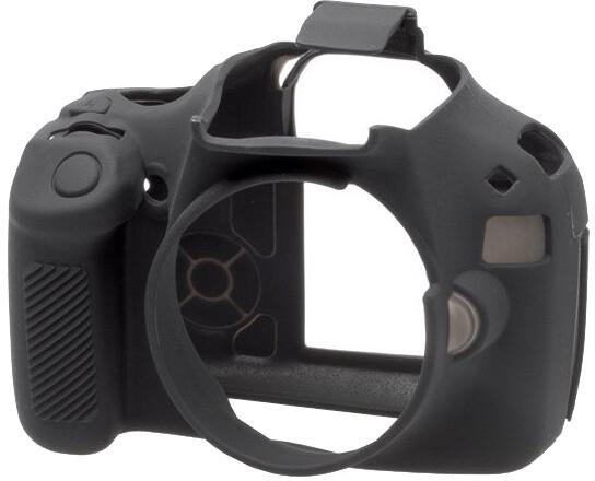 Easy Cover silikonový obal pro Canon 1100D, černá