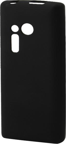EPICO Pružný plastový kryt pro Nokia 216 RONNY, černý