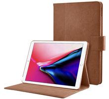 """Spigen Stand Folio case, brown - iPad 9.7"""" O2 TV Sport Pack na 3 měsíce (max. 1x na objednávku)"""