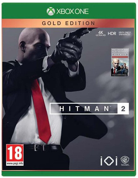 Hitman 2 - GOLD Edition (Xbox ONE)