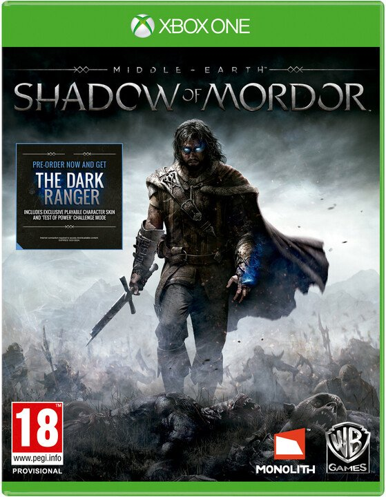 Middle-Earth: Shadow of Mordor - XONE