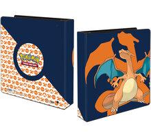 Album Pokémon: Charizard, A4, kroužkové