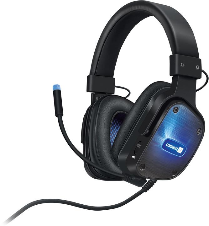 CONNECT IT CHP-4500-BK Evogear, černá