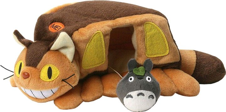 Plyšák Můj soused Totoro - Kočkobus