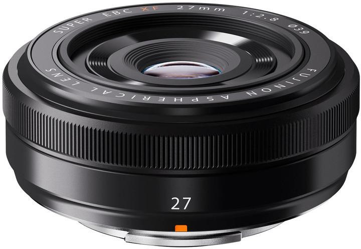 Fujinon XF27mm f/2.8