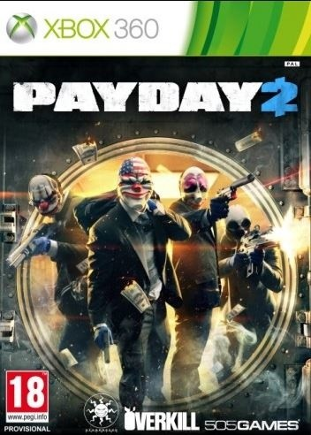 PayDay 2 - X360