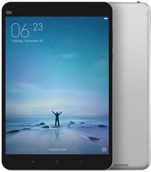 Xiaomi MiPad 2 - 16GB, šedá