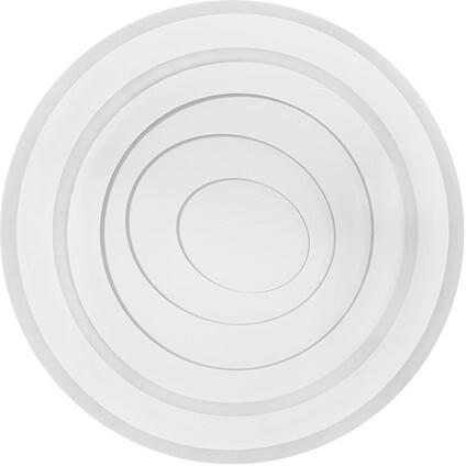 Solight LED stropní světlo Cascade, kulaté, 76W, 4180lm, dálkové ovládání