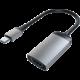 Satechi Type-C to 4K HDMI Adapter, šedá